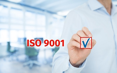 Boffin is now ISO 9001:2015 Certified