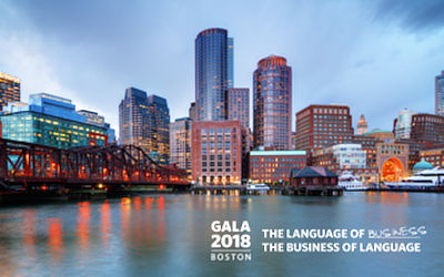 Boffin delivers Master Class about Video Localization at Gala 2018 Boston